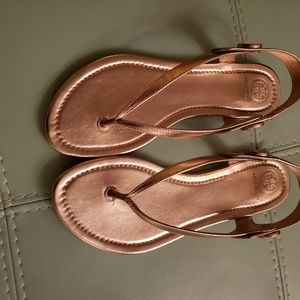 Tory Burch Minnie Travel Sandaln